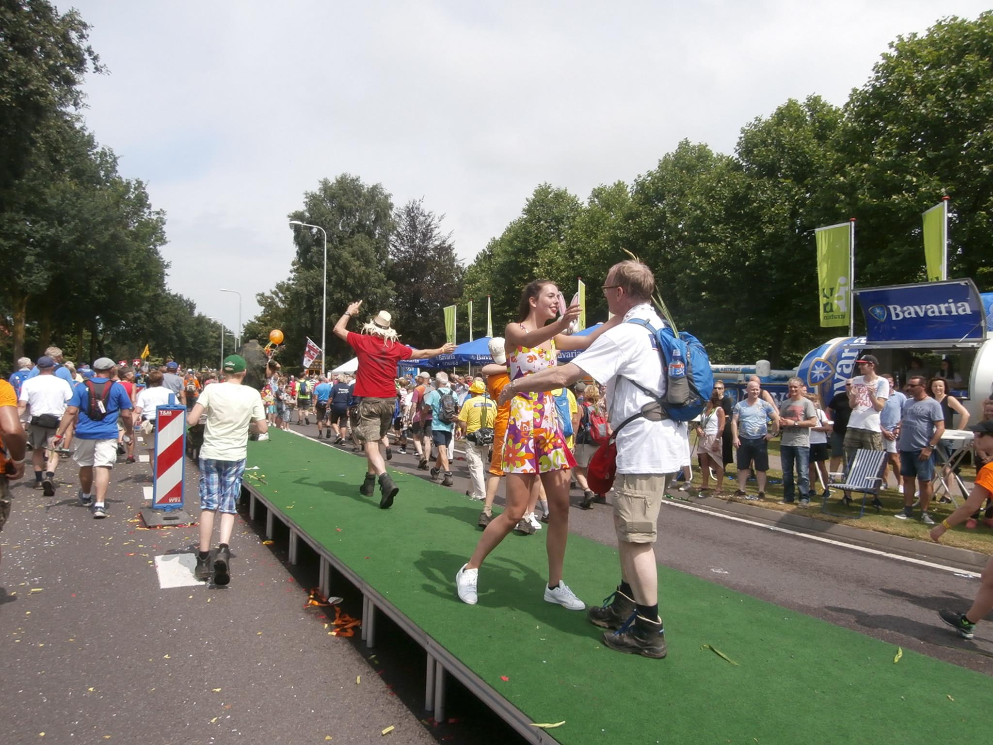 4-Daagse van Nijmegen 2016